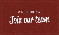 We are hiring! Join our team!