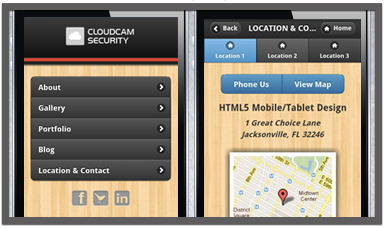Jacksonville Mobile Websites