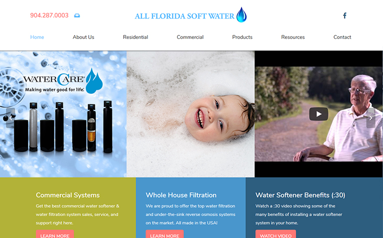 top Jacksonville website design company