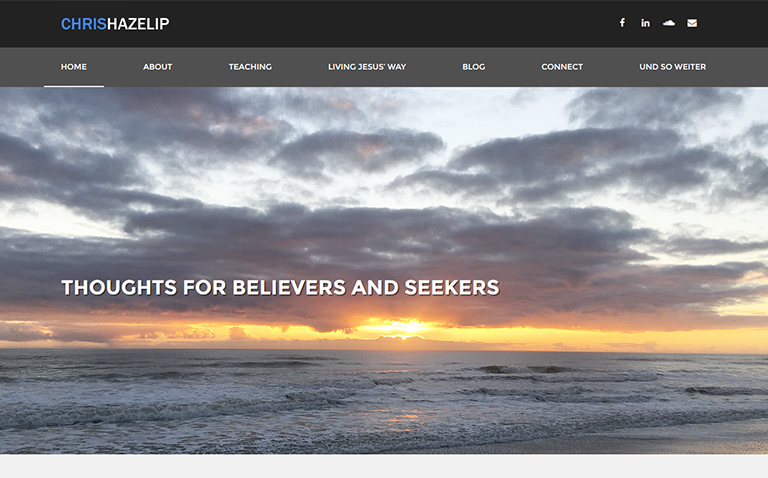 Author Website Design Company - Christian Website Design