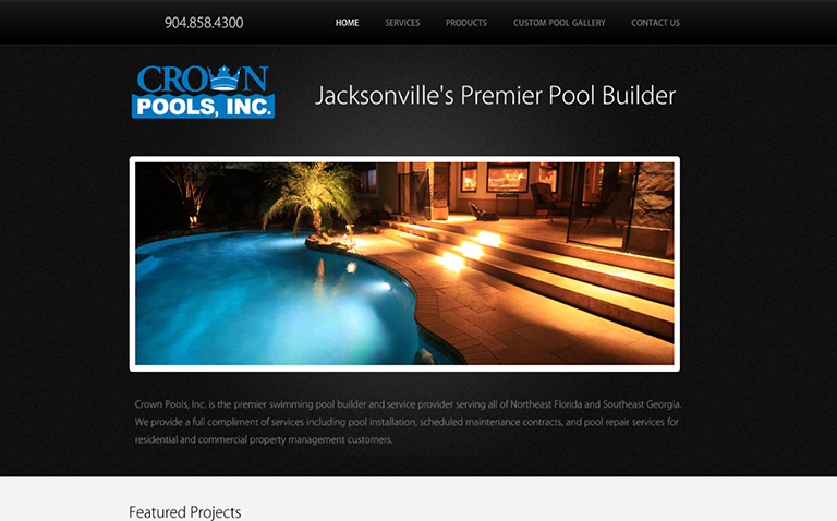 Quick Launch Websites for Small Businesses in Jacksonville