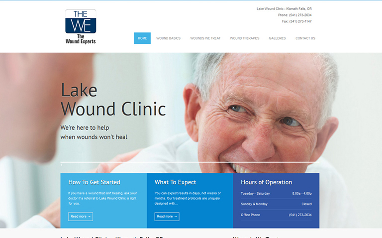 Jacksonville Website Design Company for Medical Practice