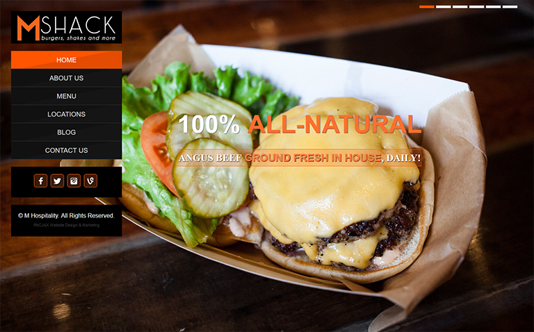 Restaurant Website Design and Restaurant Internet Marketing
