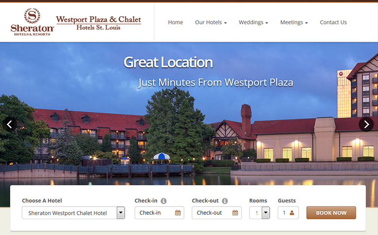 Hotel Website Design Company in Jacksonville FL