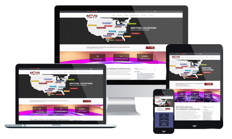 Nonprofit foundation website design for medical foundation by PMCJAX in Jacksonville FL