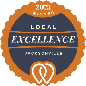 Website Design and Internet Marketing 2021 Local Excellence Award Winner by UpCity