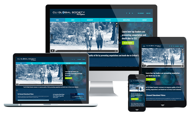 Top Healthcare Website Design Company - PMCJAX in Jacksonville Florida